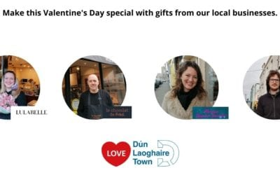 Love Valentine's Day Dun Laoghaire Businesses